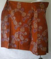 Batik Tulis Motif Beras Tumpah