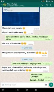 Batik Madura Pacitan
