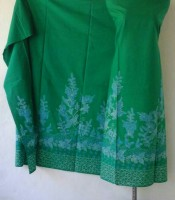 Batik Tulis Madura Hijau