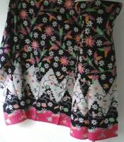 Batik Madura Motif Bunga