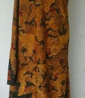 Batik Tulis Sogan Madura