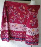 Batik Madura Pink Fanta