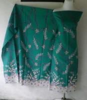 Batik Motif Bunga Tozca