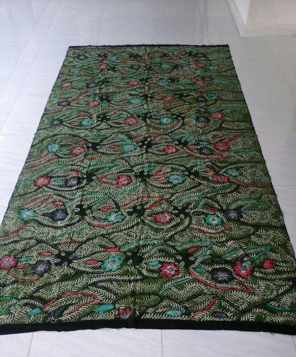 Harga Batik Tulis Asli: KAIN BATIK TULIS MADURA ASLI