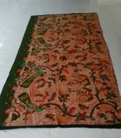 Batik Tulis Motif Burung Merak