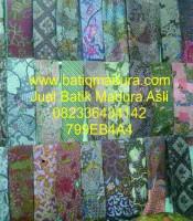 Motif Batik Tulis Madura