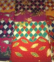 Batik Madura Motif Kotak