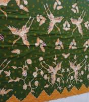 Batik Motif Flora Fauna