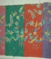 Batik Tulis Warna Cerah