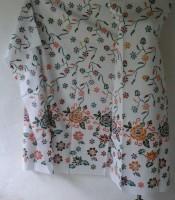 Batik Warna Dasar Putih