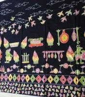 Batik Tulis Motif Wayang