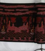 Batik Tulis Motif Keris Trunojoyo