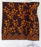 Batik Madura Warna Coklat