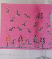 Batik motif jerapah