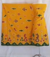 Batik Motif Ikan Laut